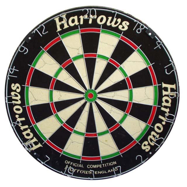 Terč HARROWS T1